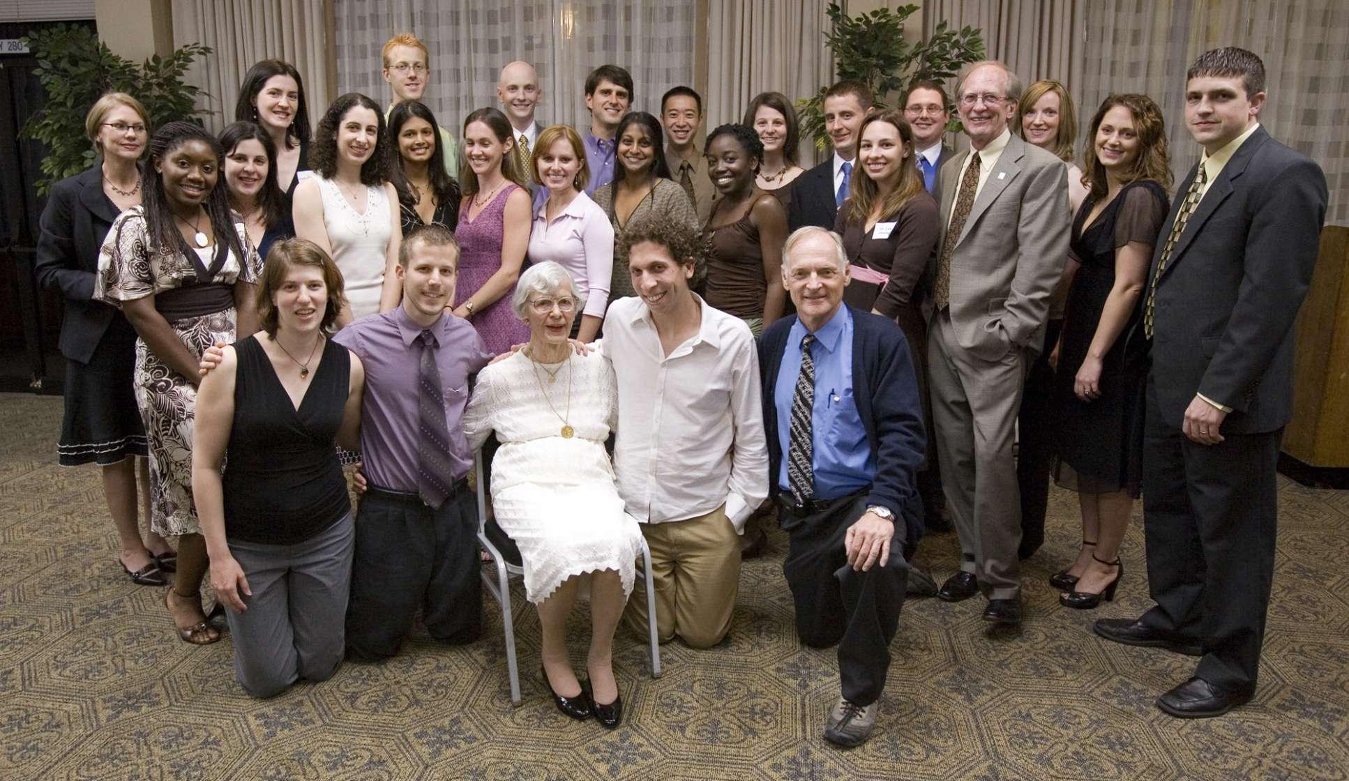 Banquet Attendees 2007