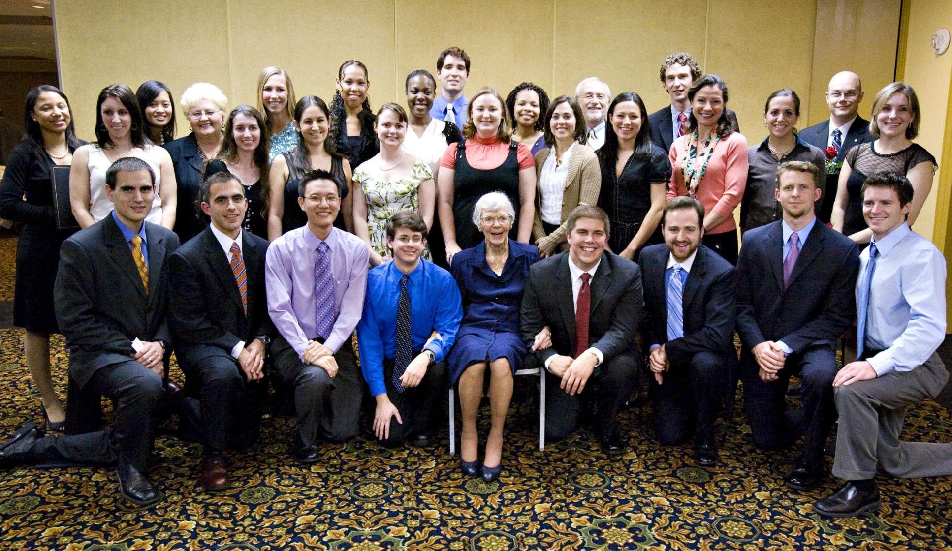 Banquet Attendees 2008